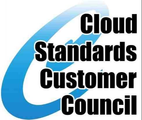 Cloud Standards Customer Council